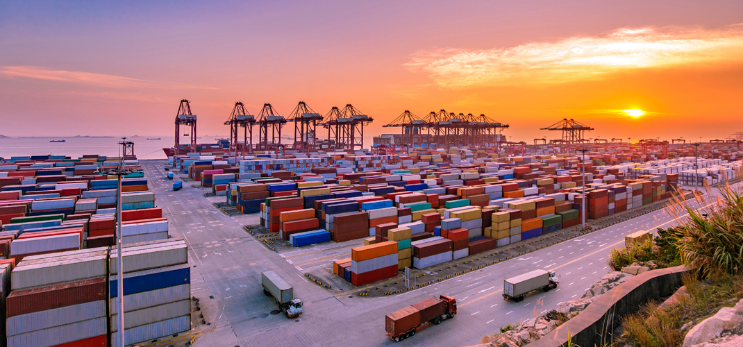 CBRNE materials hidden in shipping containers