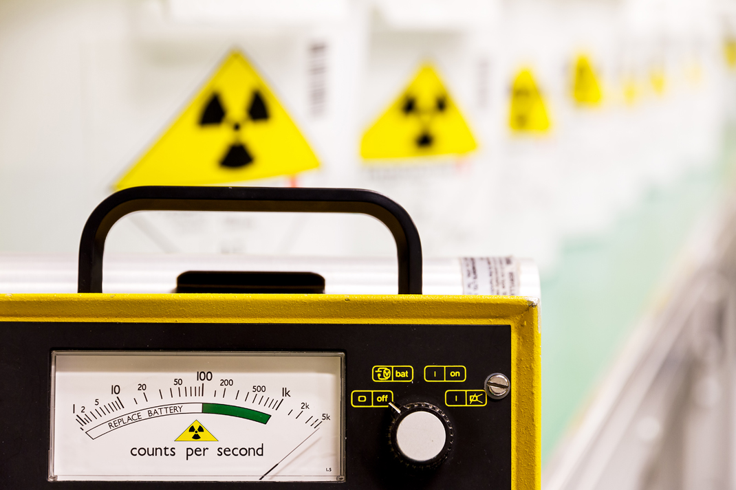 Detection of CBRNE materials